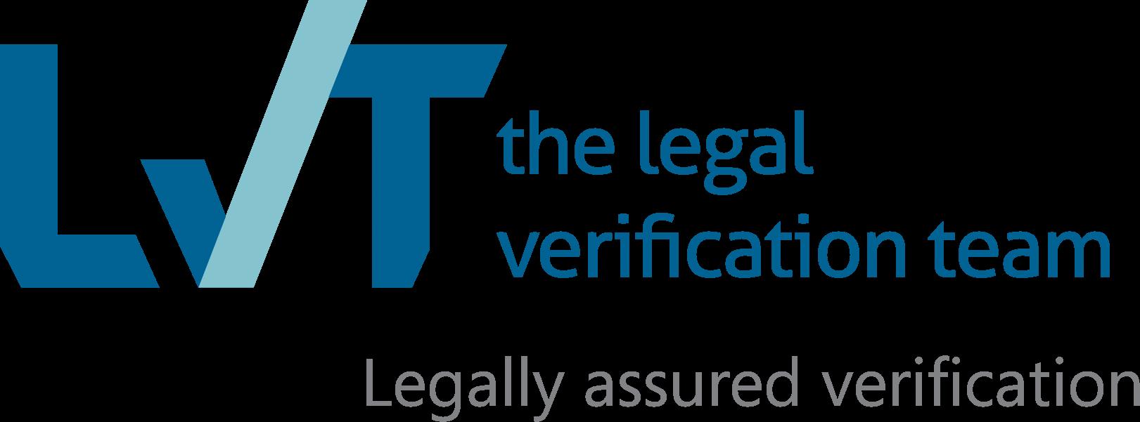 the legal verification team